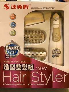 🚚 達新牌造型整髮組