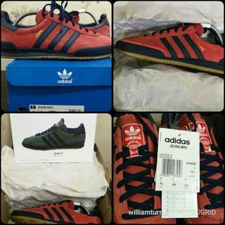 54bb4f223b4 Adidas Jeans MK2 Re-Issue UK 8