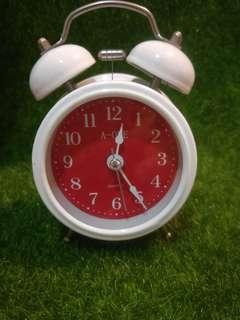 🚚 🌠可愛小鬧鐘-紅🕒