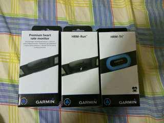 Garmin Premium / HRM-Run / HRM-Tri Heart Rate Monitor soft strap 心跳帶 / 跑步動態/三鐵心跳帶