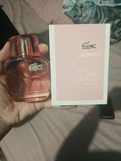 Lacoste sparkling 50ml