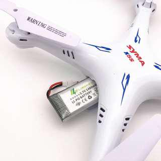 3.7V 1400mah Li-po battery Syma X5 X5C X5uw x5uc x5hw x5hc Battery RC Quadcopter Battery for SYMA