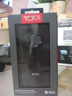 Tumi Case Leather For Samsung S9