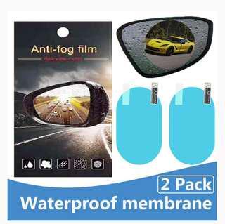 Universal Anti-Fog & Anti- Glaire Waterproof Film