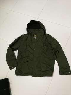*reduced* Timberland Rugged Mountain 3 in 1 Waterproof Jacket