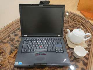 全新電池 固態硬碟 聯想ThinkPad T410高CP值一代名機