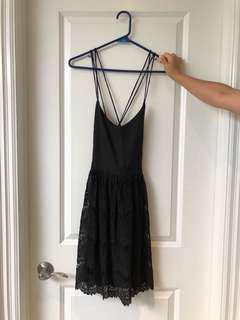 Urban Outfitters Kimchi Blue Skater Dress