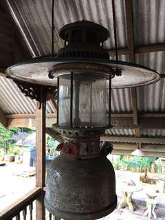 Lampu gas lama butterfly