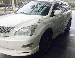 TOYOTA HARRIER 2.4 AUTO