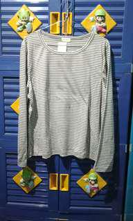 longsleeve stripe tshirt