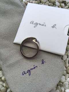 🚚 Agnes b. 戒指