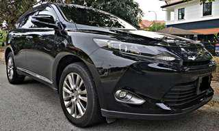 NEW FACELIFT TOYOTA HARRIER 2.0 AUTO