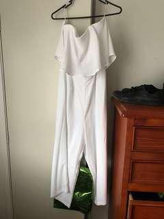 Size 14 Chiffon Jumpsuit