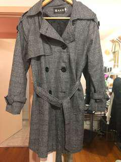 Korean Trench Coat BNWT
