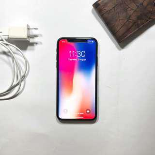 iPhone X 256gb Globe Locked