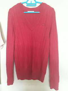 Authentic Lacoste Jumper