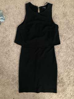 Dynamite bodycon dress XS