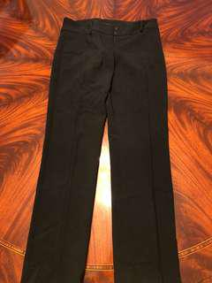 Theory women's pant. Size 10 but fit small.