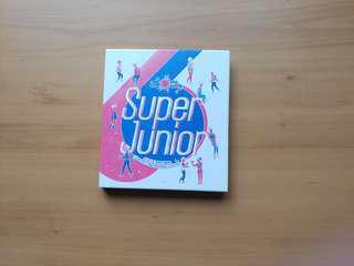Super Junior Vol. 6 (Repackage) - Spy