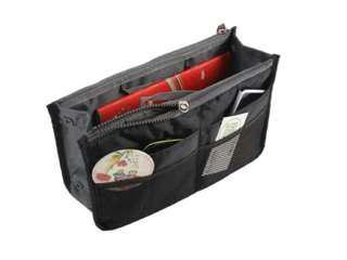 Bag organizer (black)