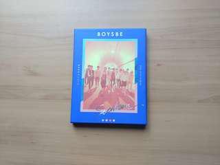 Seventeen Mini Album Vol. 2 Boys Be (Seek Version)