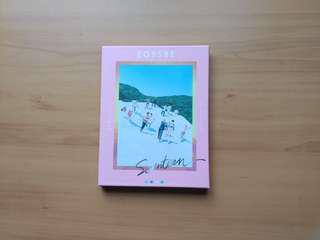 Seventeen Mini Album Vol. 2 - Boys Be (Hide Version)