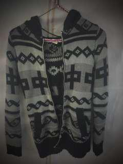 Red dragon sweater size small