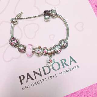 🚚 Pandora 手鍊