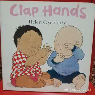 🚚 Clap Hands by Helen Oxenbury