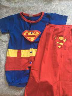 Superman Costume XL