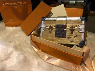 LV Petite Malle Gold (Louis Vuitton)