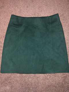 Joe Fresh Suede skirt XS