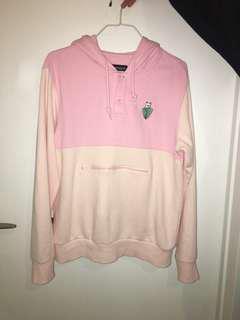 Ripndip pink hoodie