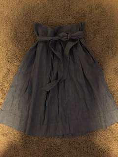 RW&Co Blue skirt XS