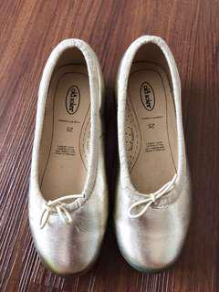 Baby Shoes ballet shoes old soles