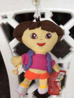 Dora the explorer stuffed toy
