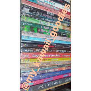 Wattpad Books Sealed and Unsealed
