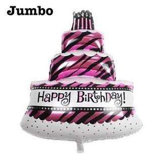 Balon helium HAPPY BIRTHDAY