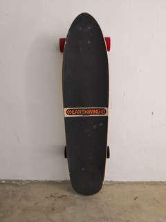 DECK ONLY Earthwing chaser 36 longboard