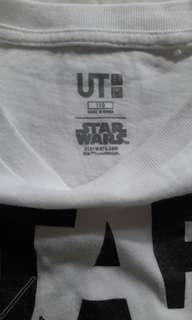 White Star wars Shirt