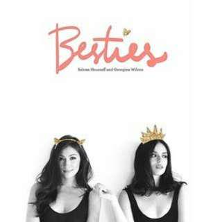 Besties (Georgina Wilson and Solenn Heusaff)