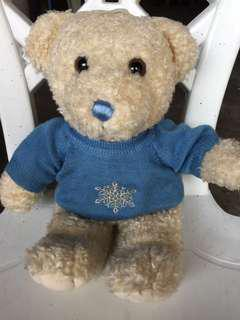 Teddy bear stuffed toy