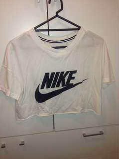 Authentic Nike crop top