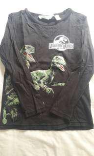 Black long sleeve Dino