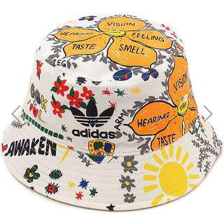 Pharell adidas bucket hat