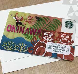 Starbucks Card okinawa