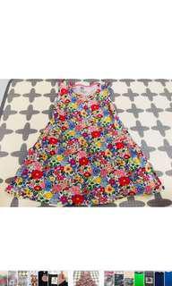 🚚 女童連身裙(適合120公分穿)