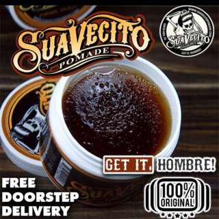 🚚 PAY AFTER RECEIVE +INSTOCK [Suavecito Firme Hold  pomade ⚡️⚡️⚡️] AUTHENTIC