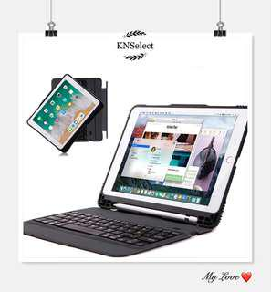 🚚 iPad 9.7 Smart Keyboard Case with Pencil Holder