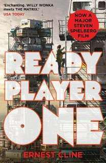 Ready Player One  4.29 (565,369 ratings by Goodreads) Paperback English By (author)  Ernest Cline
